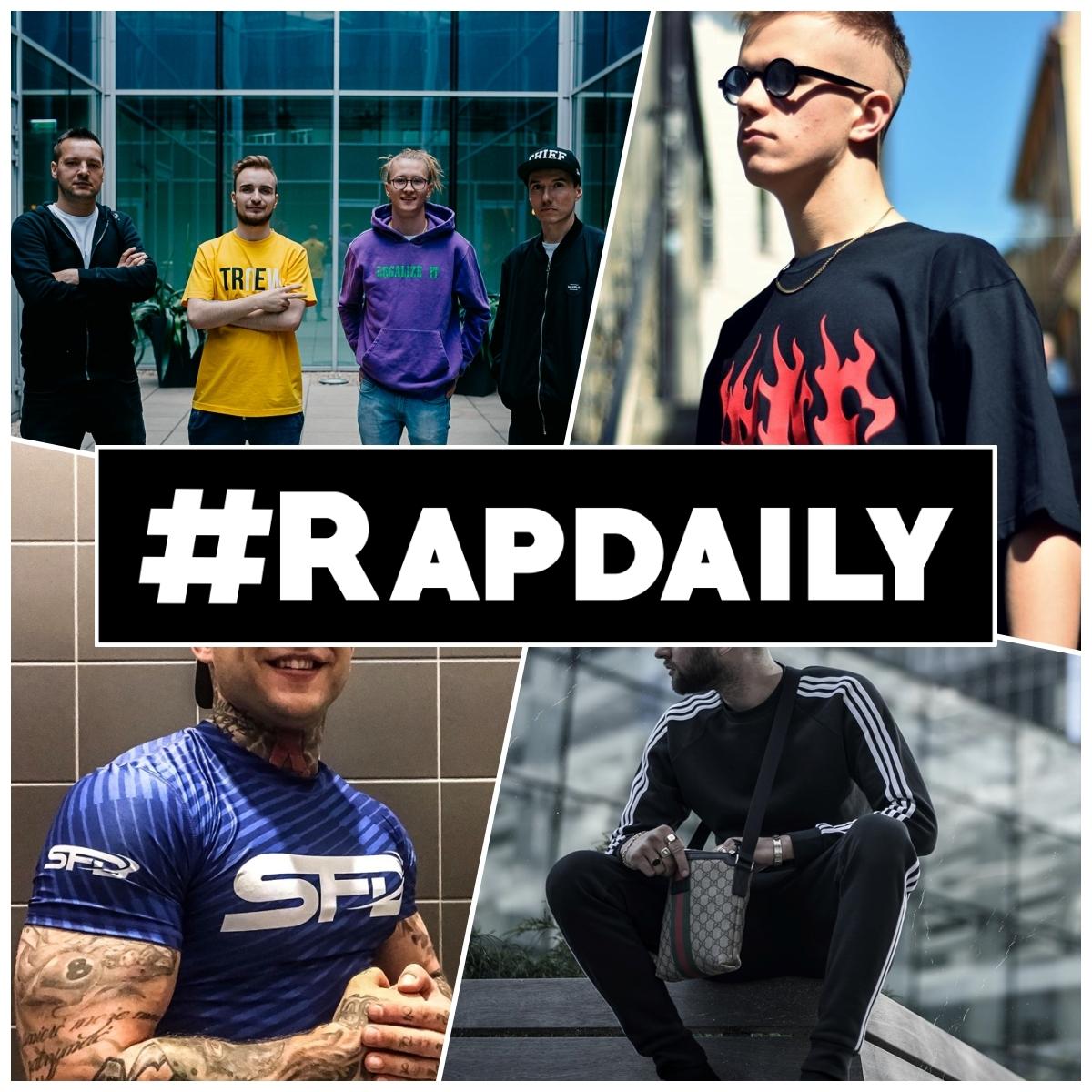 Pokahontaz || KaeN || Blacha || #RapDaily