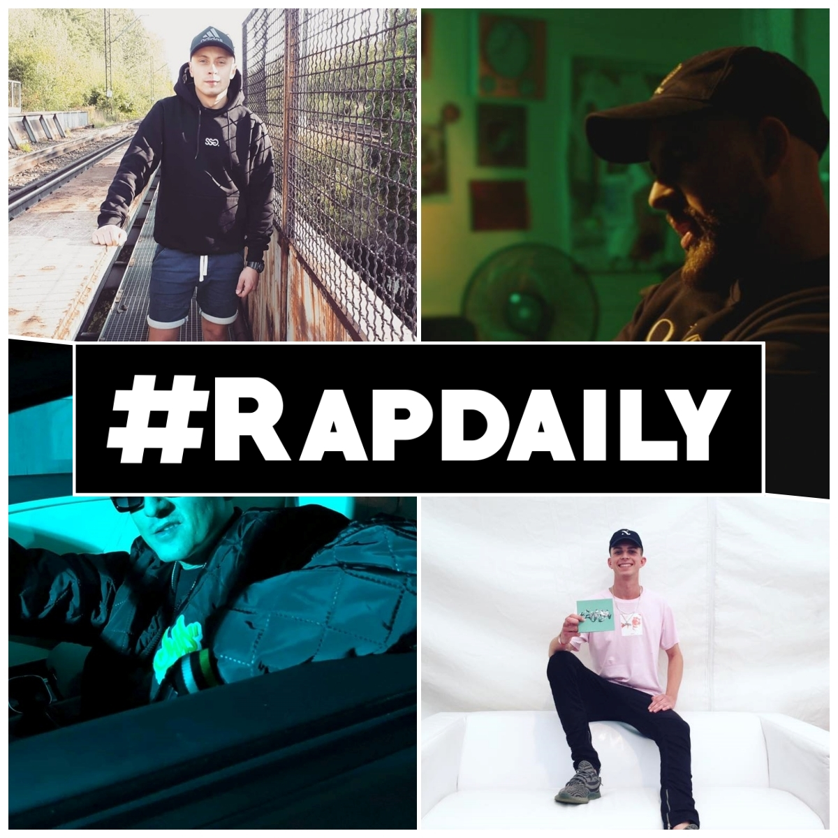 Szopeen | Ero JWP | Śliwa | Dedis || #RapDaily
