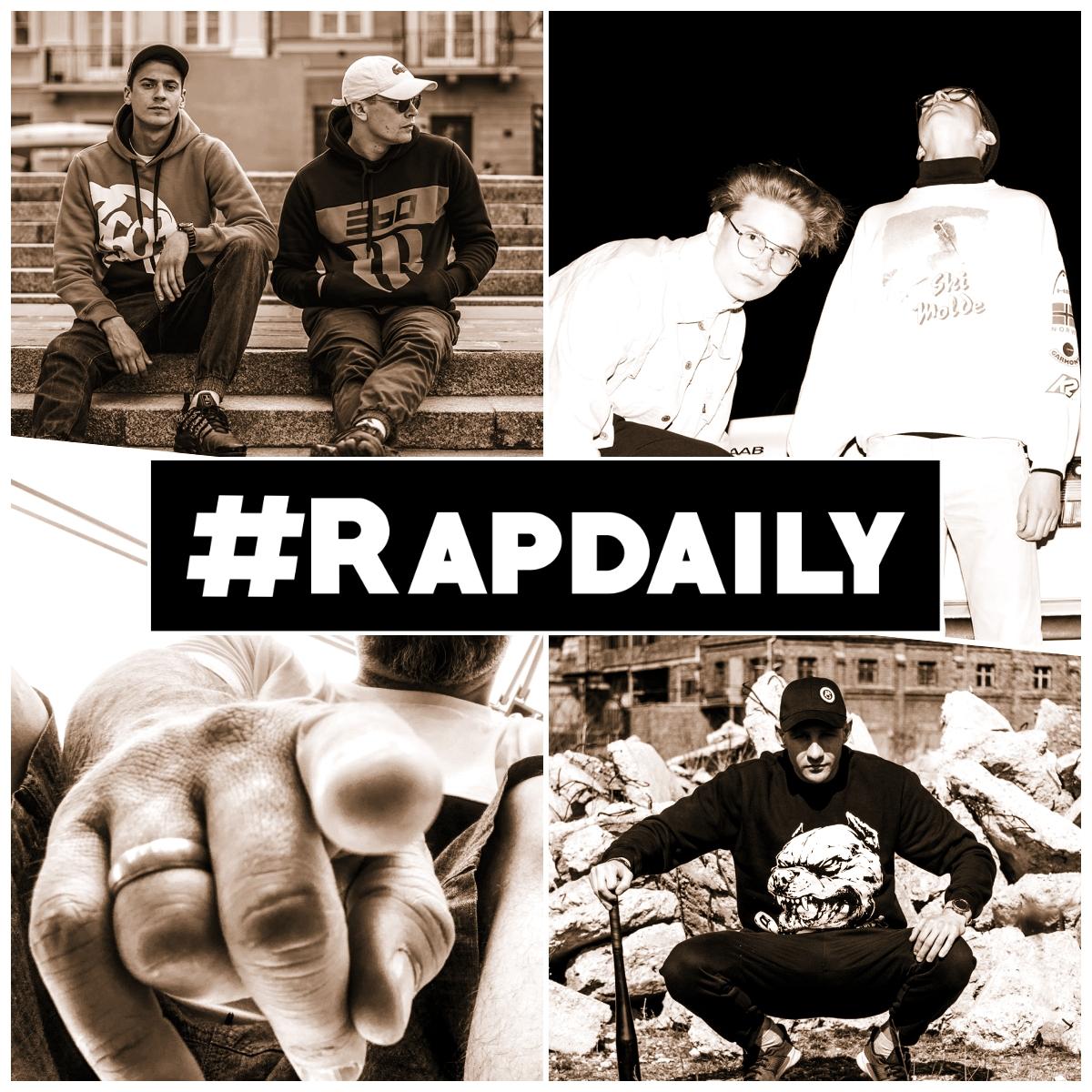 Kacperczyk | Małach/Rufuz | Epis Dym | Peja || #RapDaily