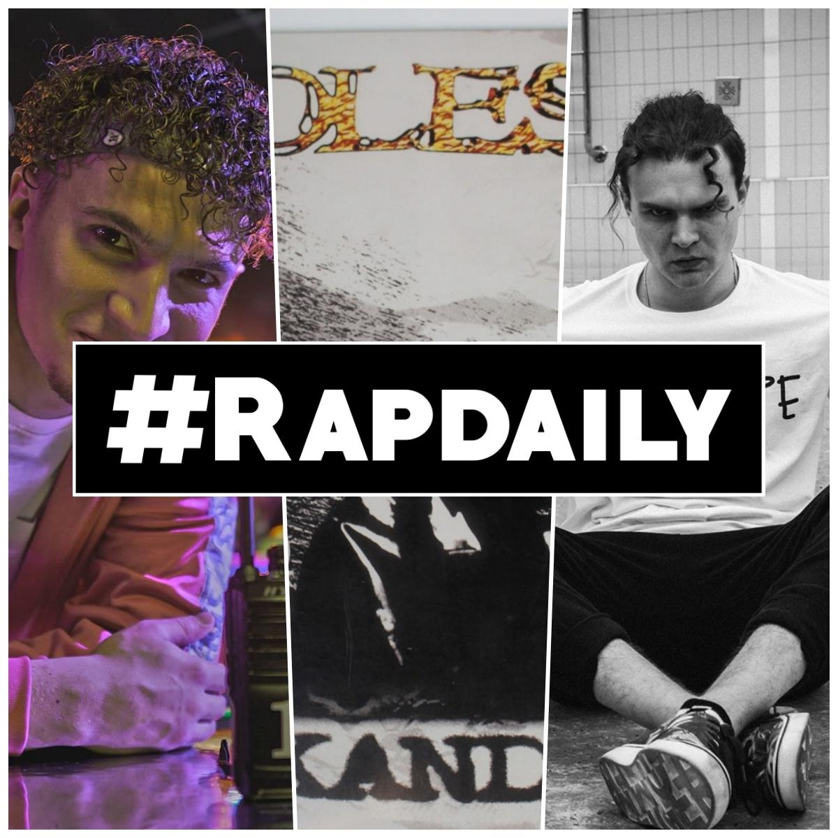 Molesta | Sarius | Jeden || #RapDaily