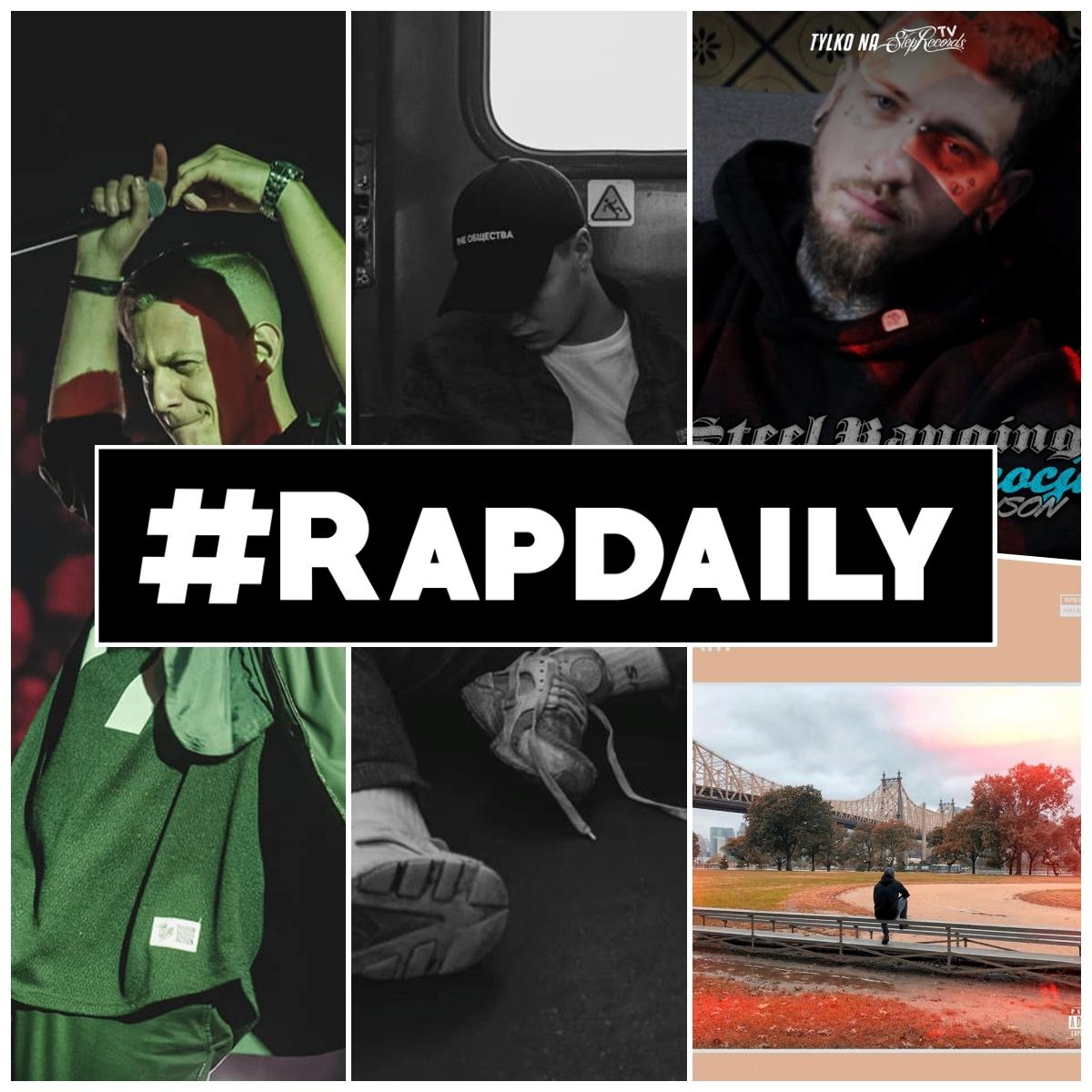 Przyłu & VBS | Te-Tris | Peja |Steel Banging || #RapDaily