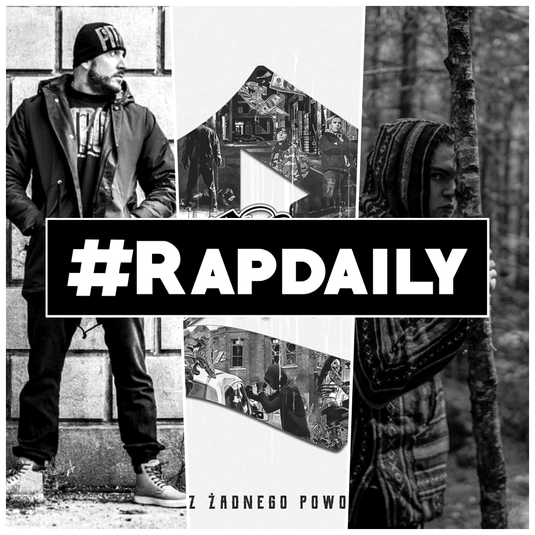 Fu | Sarius | Kacper HTA | Steel Banging| #RapDaily