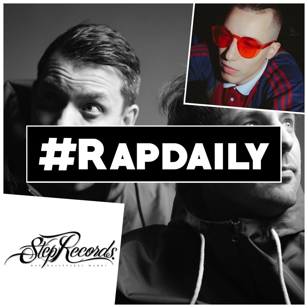 Bisz & Radex   Edwin Klift & Jabaman   Żabson    #RapDaily