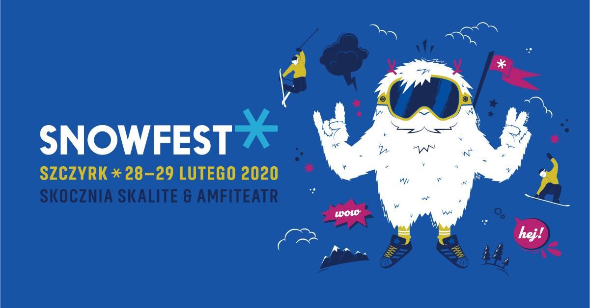 SnowFest Festival z końcem wakacji zapowiada swój zimowy przerywnik!