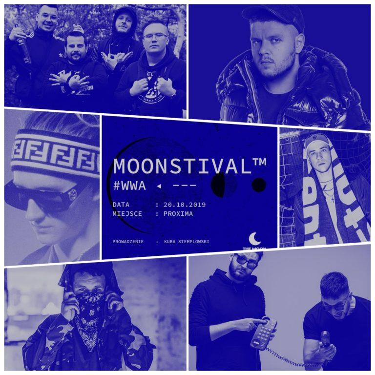The Moon ogłosili wszystkich artystów MOONSTIVAL™!
