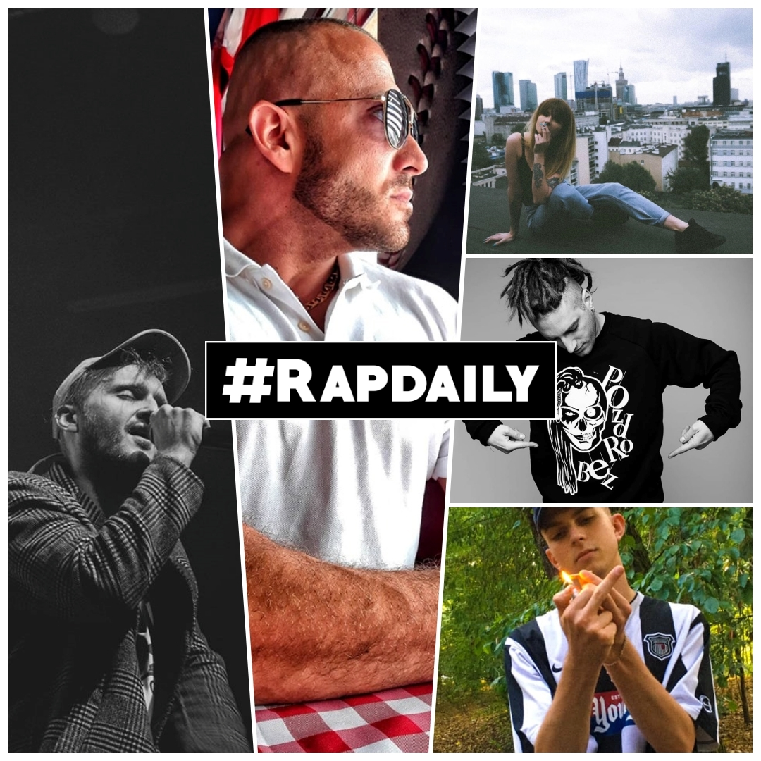 Szopeen | Fu | Guova | Kartky | Kleszcz || #RapDaily