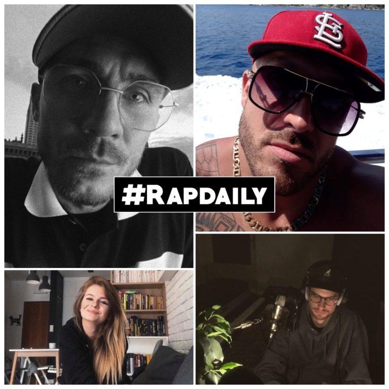 Dwa remixy od Pezeta | Nowy Fu | Johnny Slim || #RapDaily