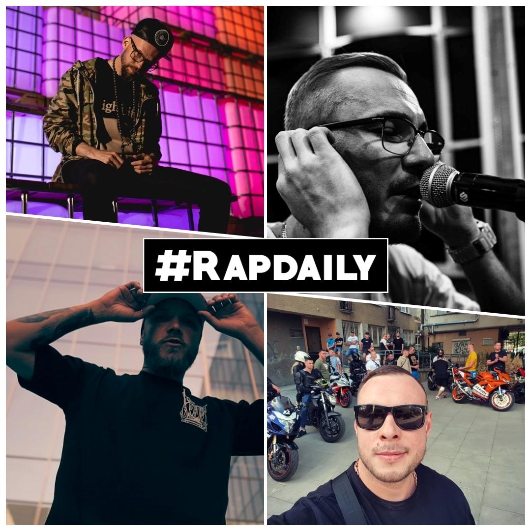 Grizzlee | Pezet | Shellerini | Bonus RPK || #RapDaily
