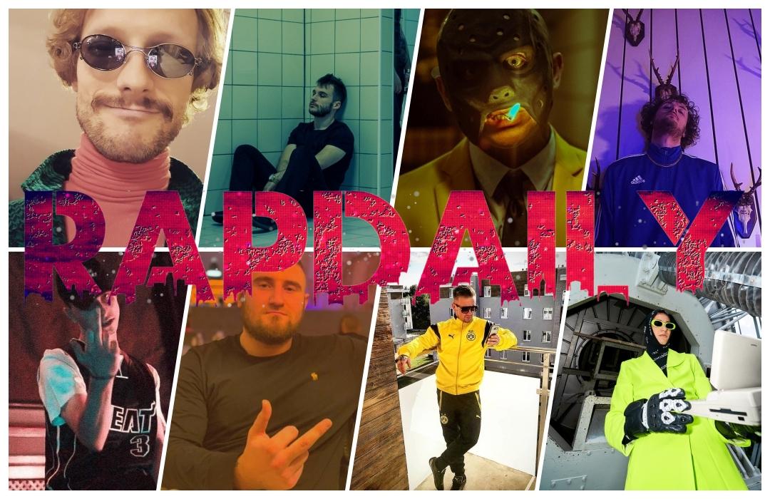 Filipek | Adi Nowak | KaeN | Bezczel || #RapDaily
