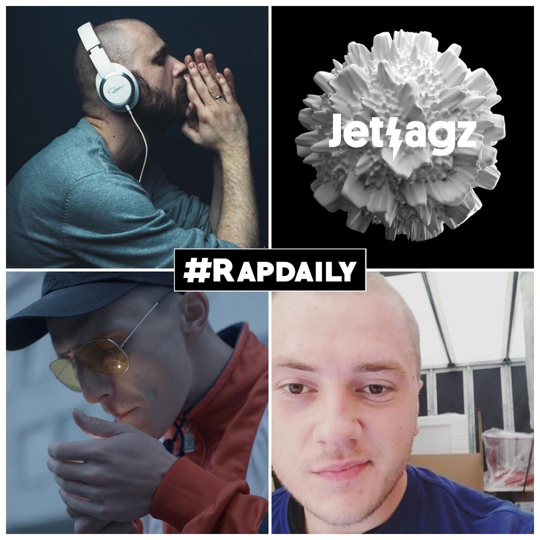 Jetlagz | Ńemy | Vixen | KPSN || #RapDaily