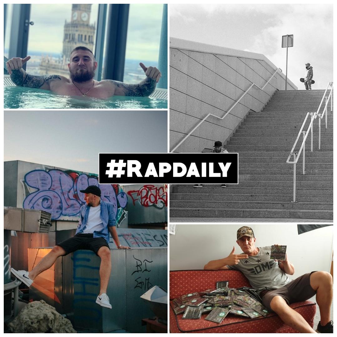 Kizo   O.S.T.R. & Magiera   Solar   Bosski/P.A.F.F.    #RapDaily