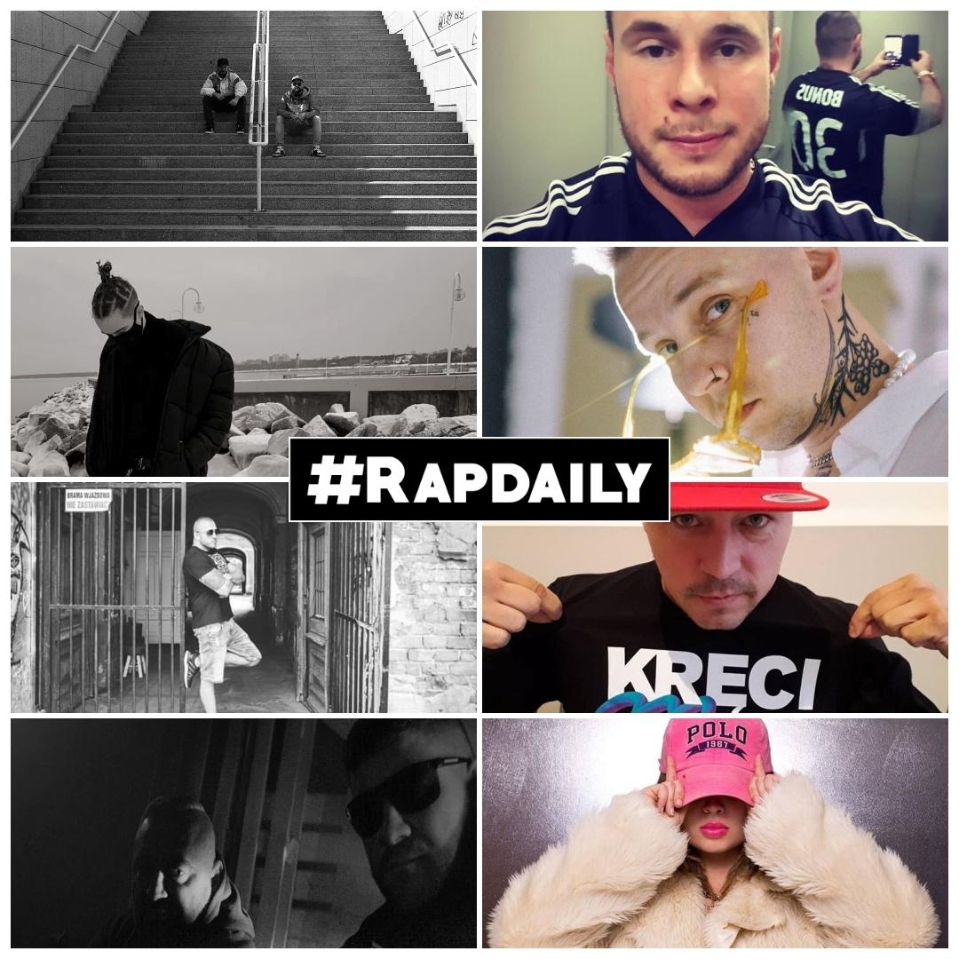 Rafi | O.S.T.R. | Kaczy | Tymek || #RapDaily