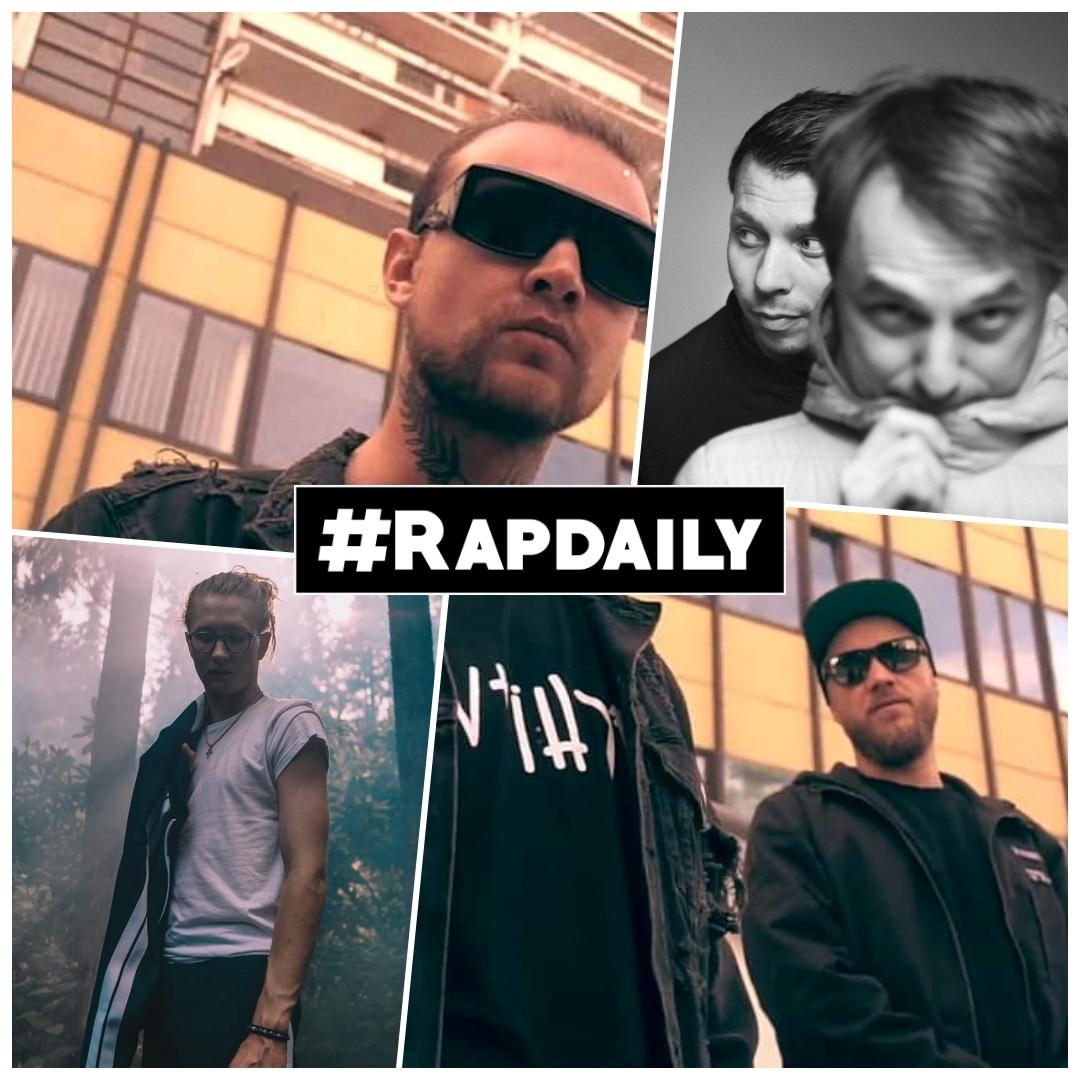 Shellerini z Sariusem i Paluchem | Bisz z Radexem | #RapDaily