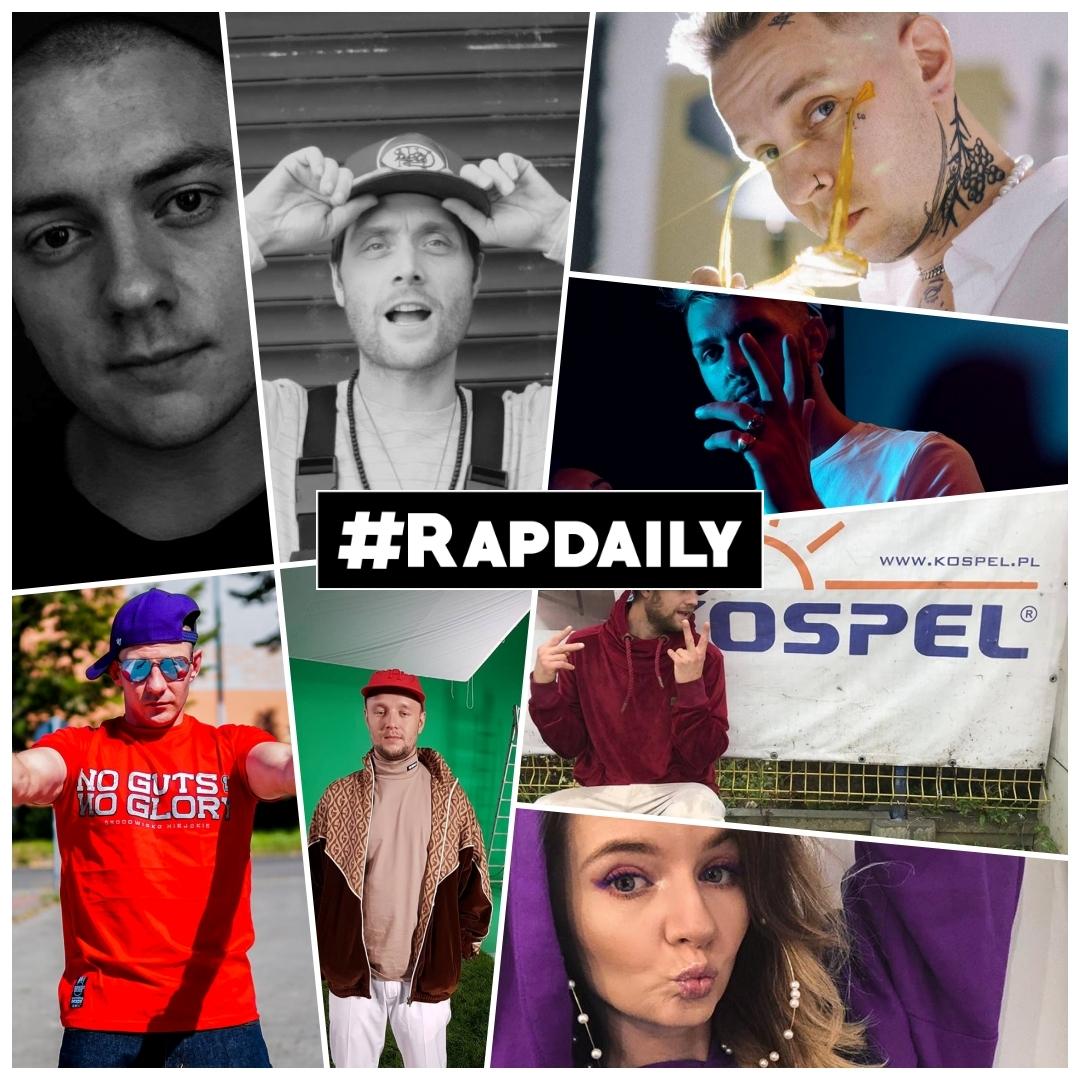 Spinache | Tymek | Solar | Gospel || #RapDaily