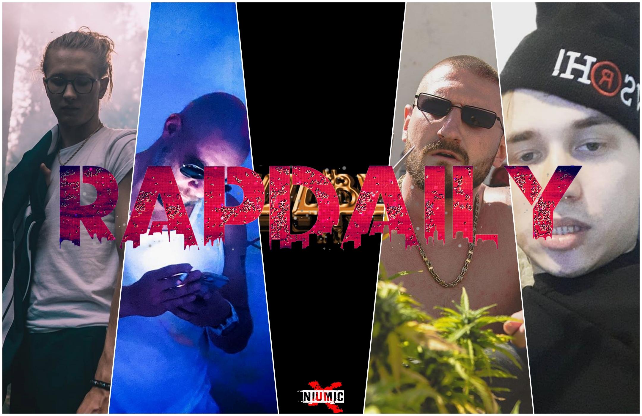 Young Igi | Tede | Mati Ważny | Kizo | Mobbyn || #RapDaily