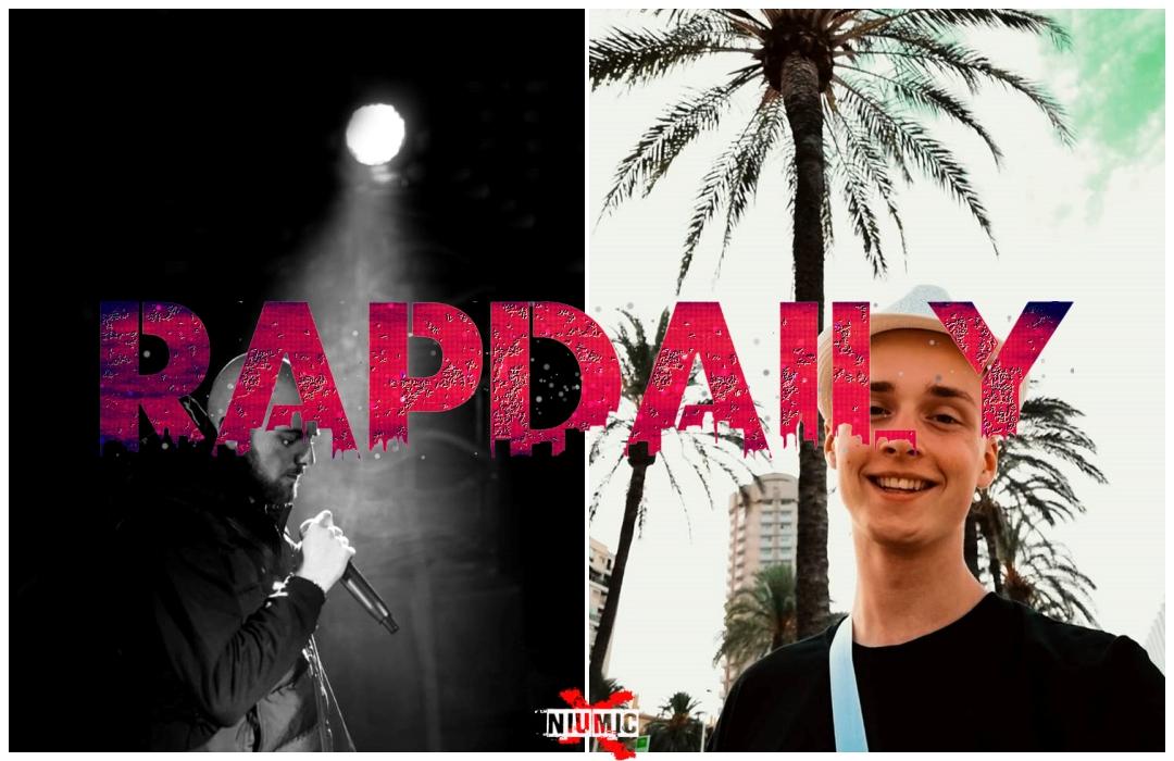 Bedoes i Lanek | Qry w Młodych Wilkach || #RapDaily