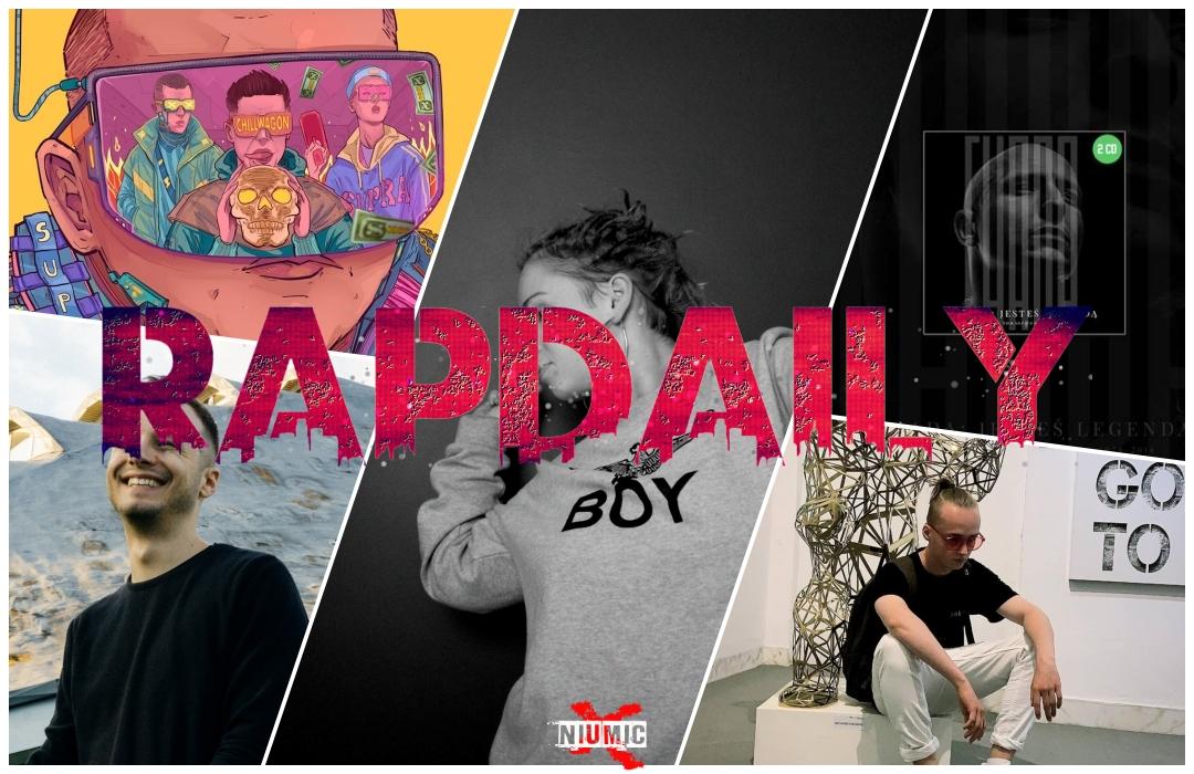 Igrekzet | Chillwagon | Ryfa | Qry || #RapDaily
