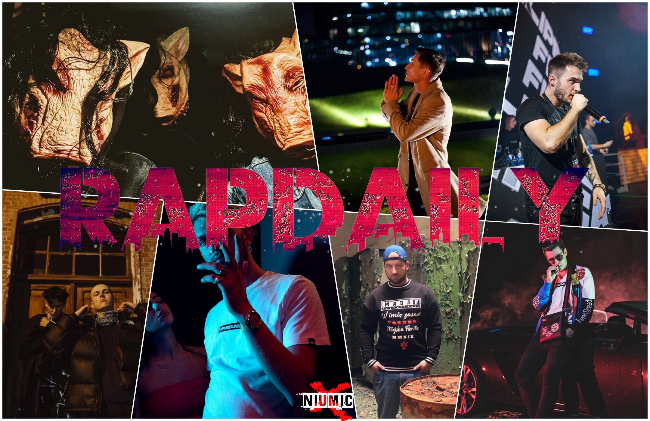 Almost Famous | Kali | Szpaku | MADA F || #RapDaily