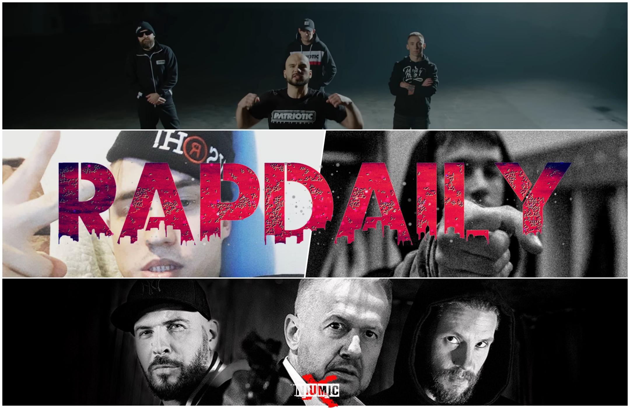 "donGuralesko interpretuje Chadę | Klip promujący ""PSY 3"" || #RapDaily"