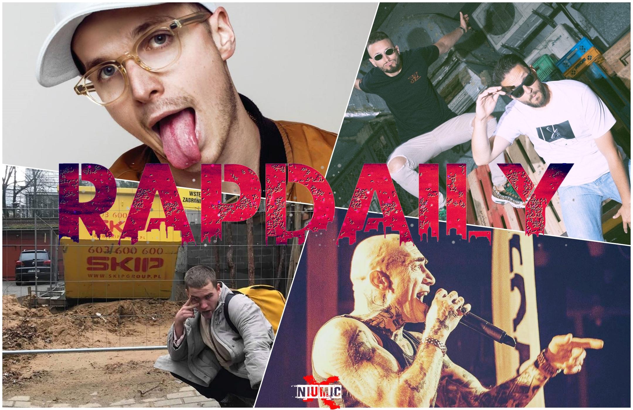 Dwa Sławy | Holak | Koza | Sobota || #RapDaily