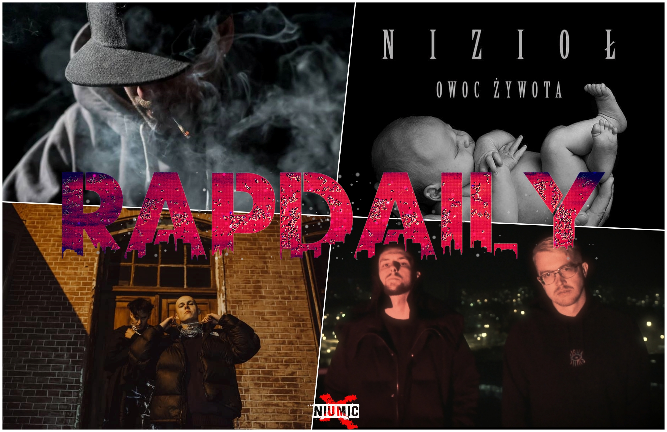Ghettopop | DJ.B z mixtape'em | Nizioł | Szpaku || #RapDaily