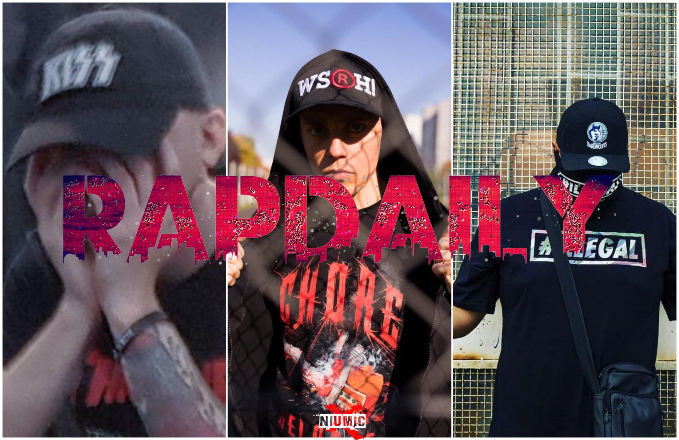 Słoń x Dope D.O.D. | Grimmy | Kafar Dixon37 || #RapDaily