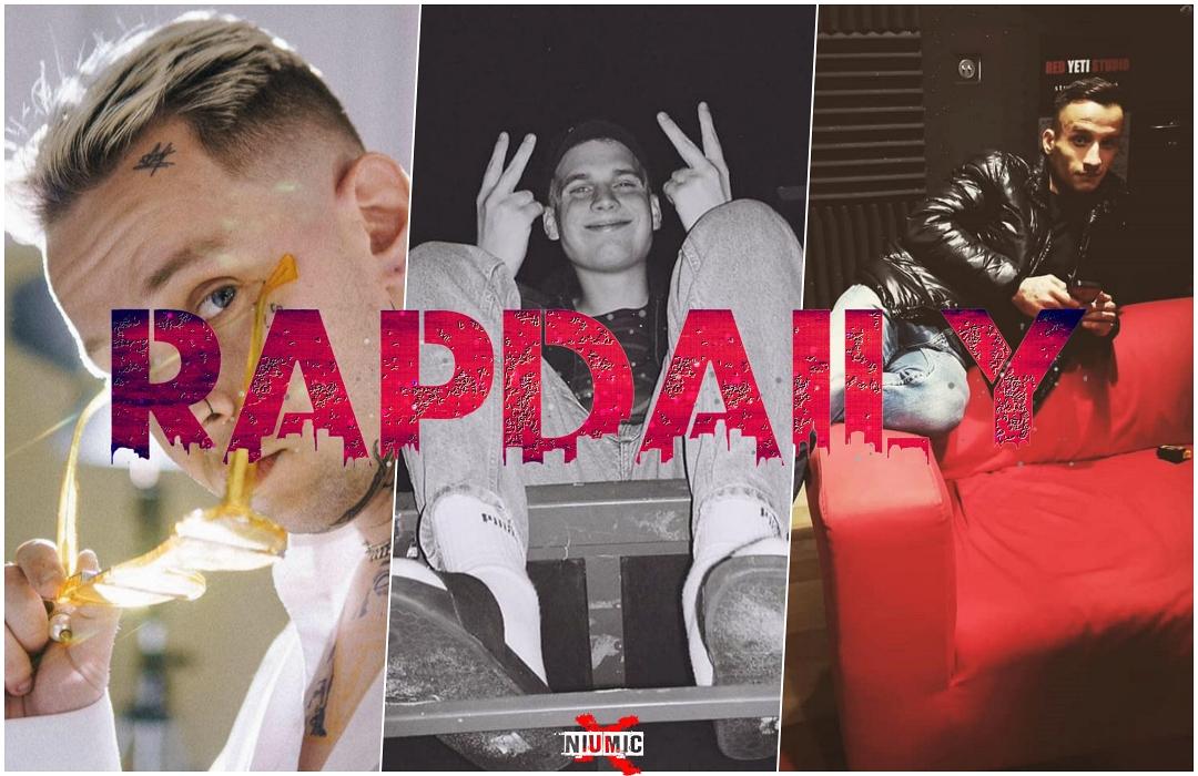 Jan-Rapowanie i Szpaku znów to robią | Tymek | AK-47 || #RapDaily