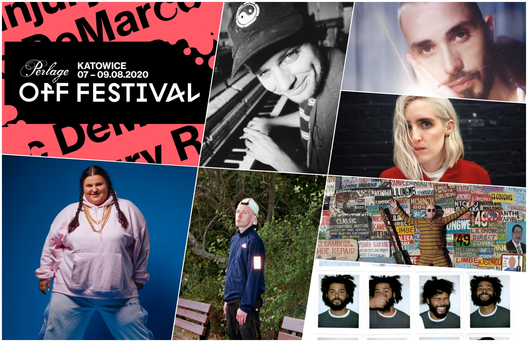 Alyona Alyona, Mac DeMarco, Piernikowski i inni na OFF Festival 2020!