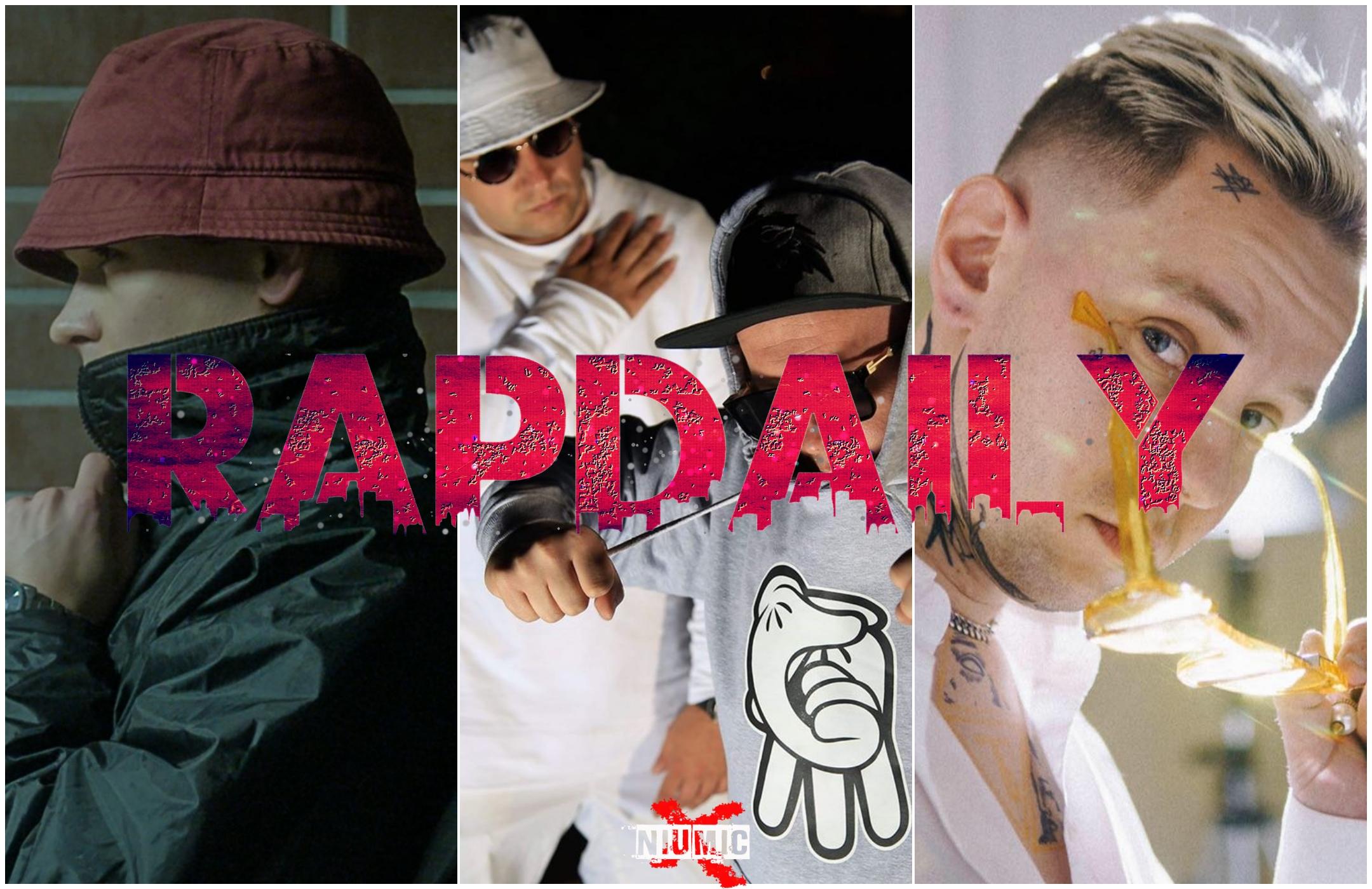 HRYPA | Wysokilot zapowiada album | Tymek || #RapDaily