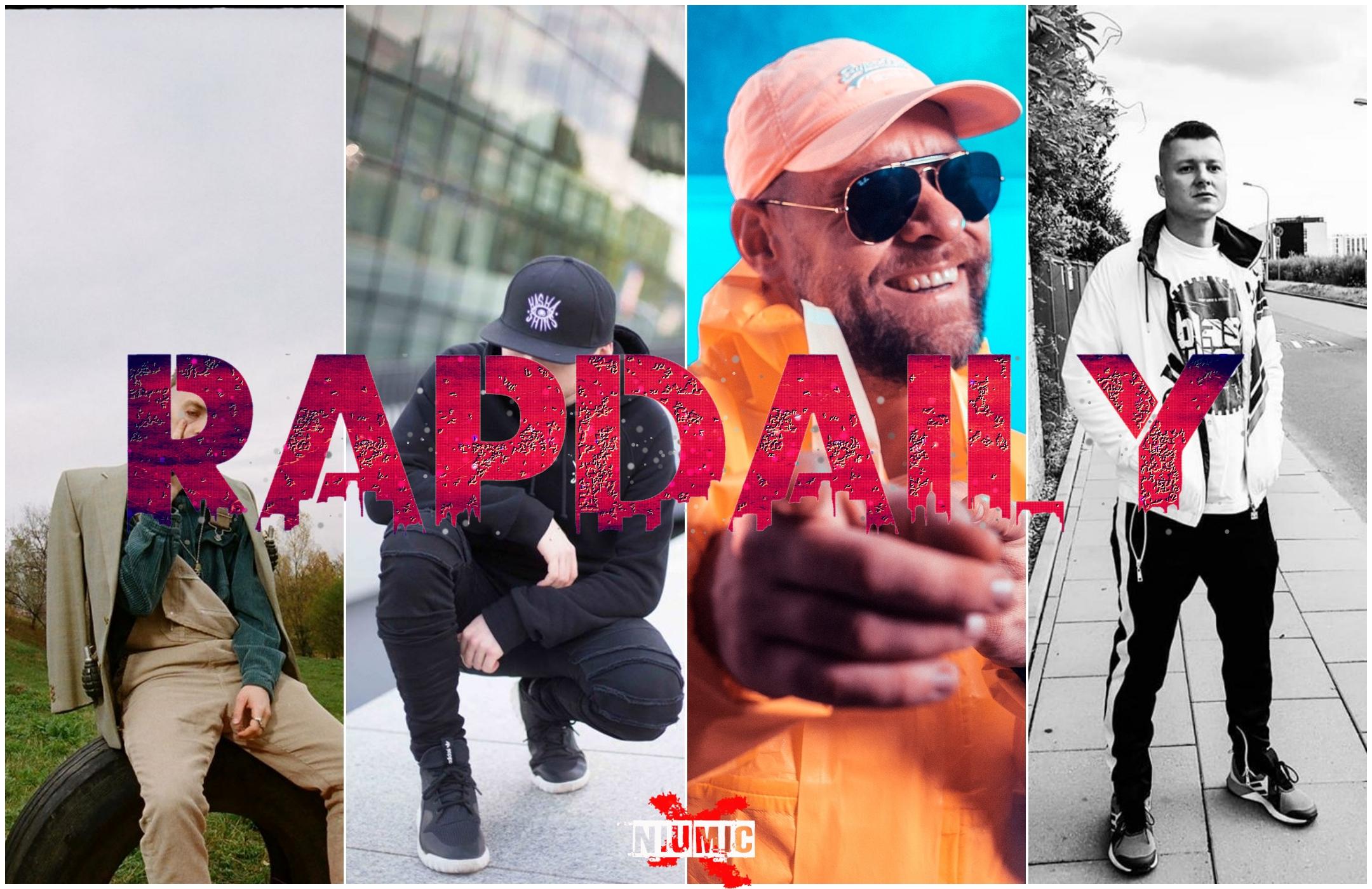 OKI i Gedz | grimmy | Tede & Sir Mich | Młody M || #RapDaily