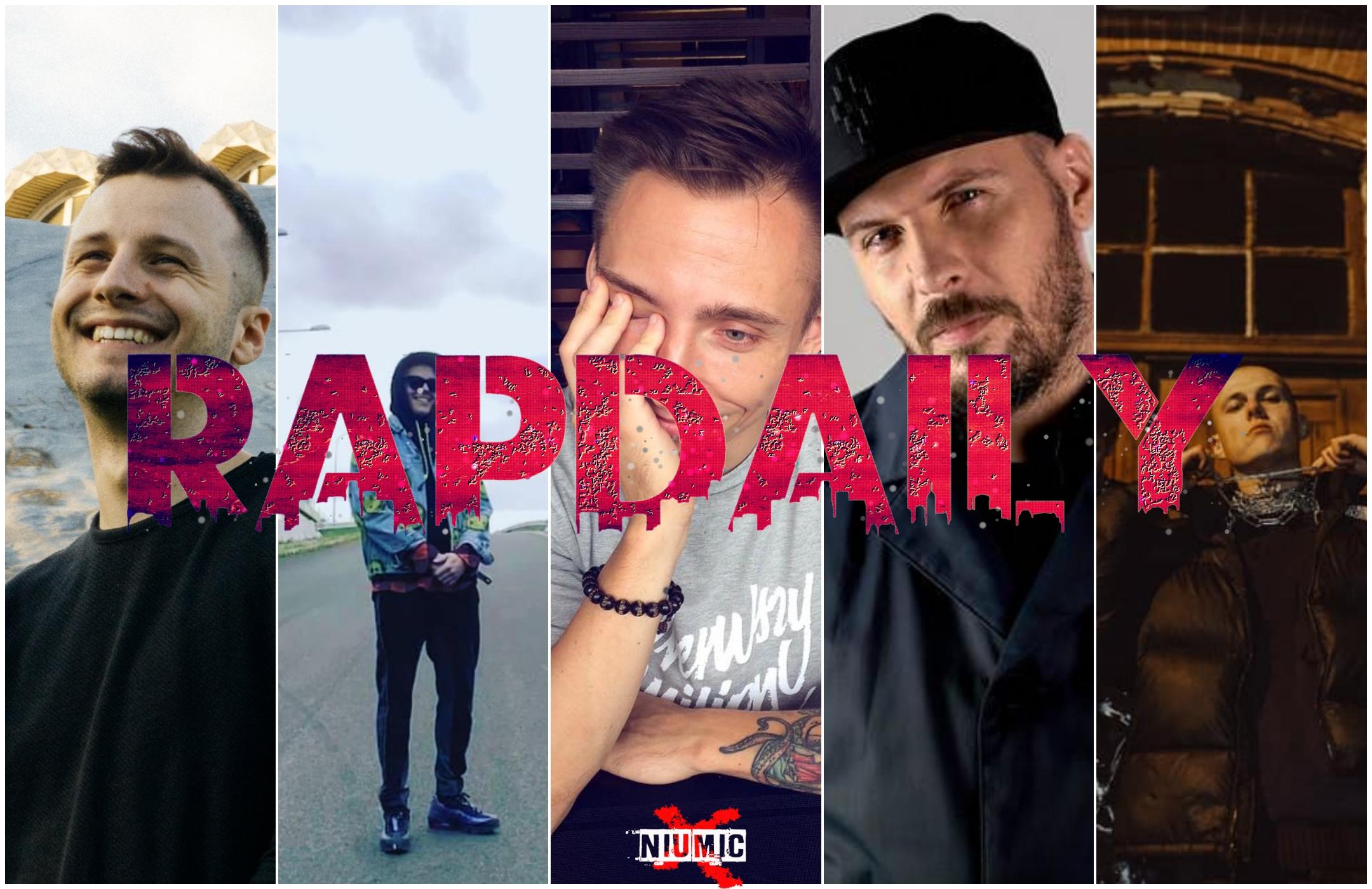 Szpaku i Kubi Producent | Zeus | Jordah | Igrekzet || #RapDaily