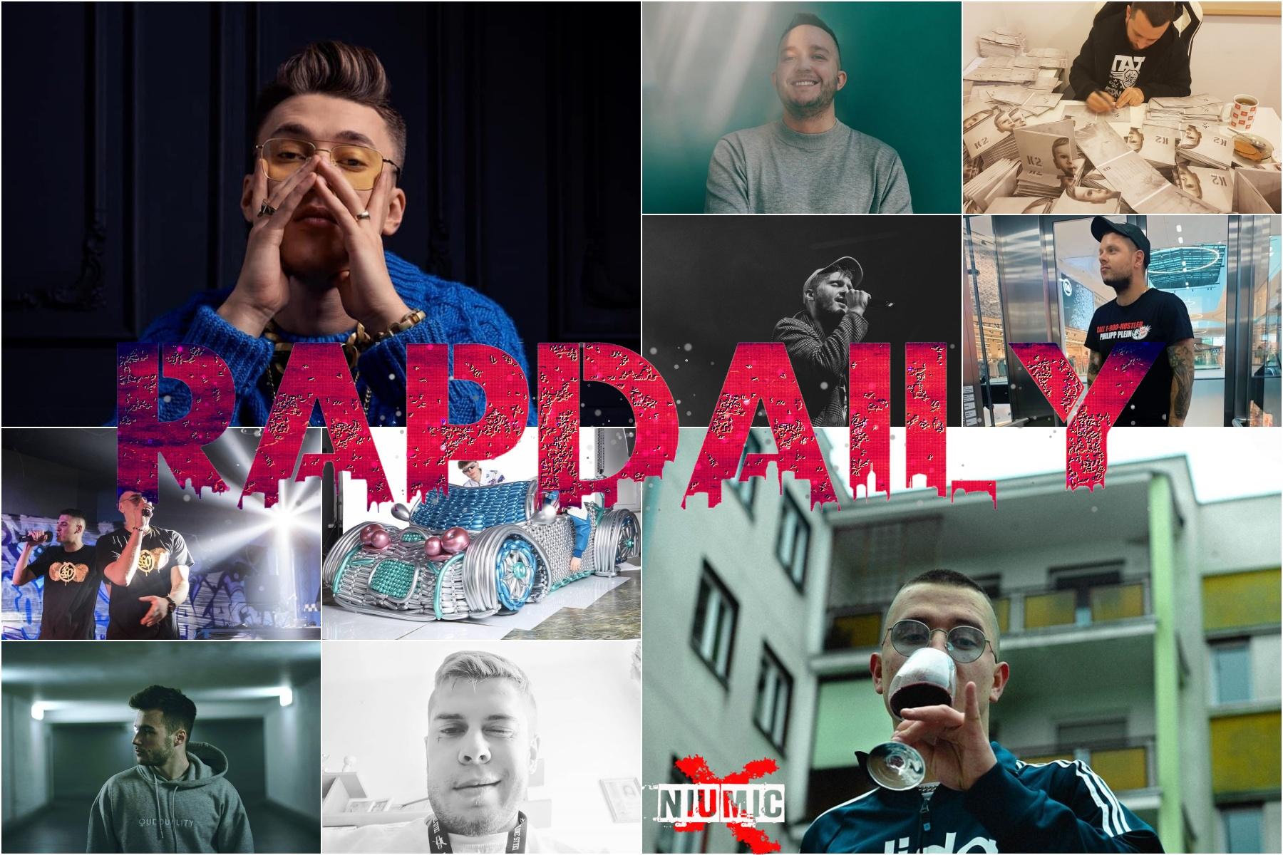 Gverilla | Biały Tunel | K2 | kartky | Kaz Bałagane || #RapDaily