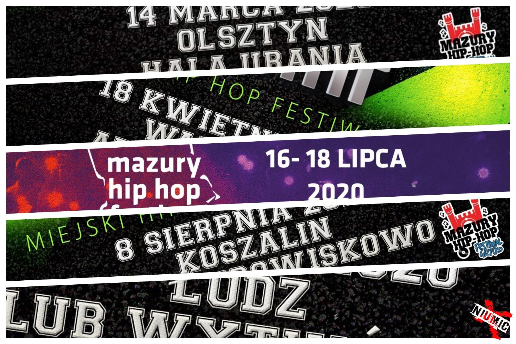 Mazurski Festiwal ruszył w trasę, a to są kolejne punkty na mapie!