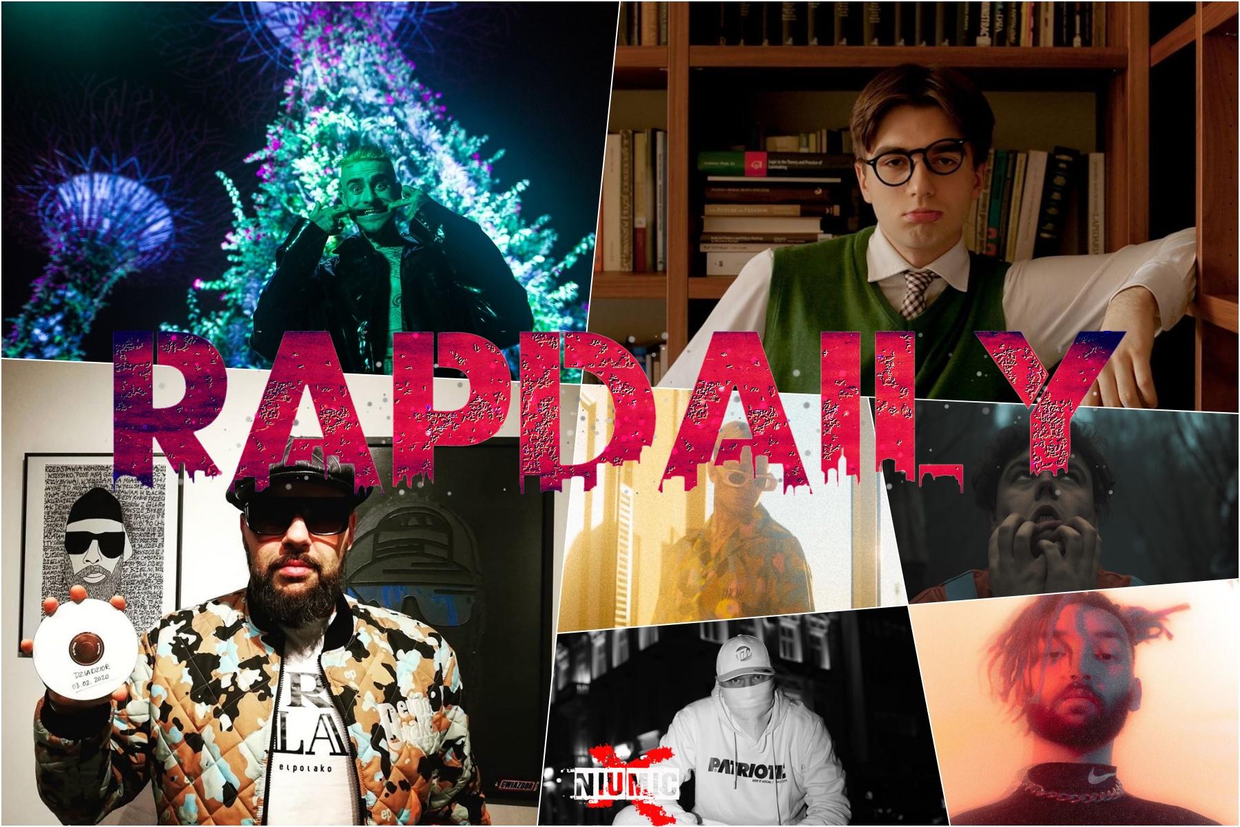 Quebonafide | Mata | Tymek | donGuralesko || #RapDaily