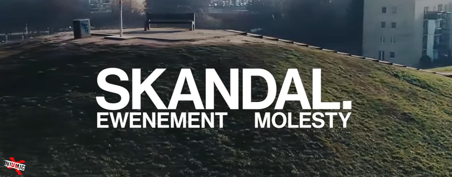Film o Moleście, nowy Pro8l3m i nowy ATZ || #DziejeSie