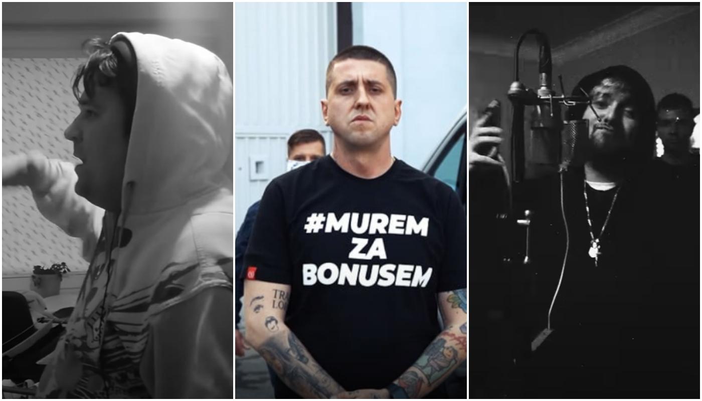 Białas, Bedoes i Przemek Ferguson, kolejne zwrotki w #Hot16Challenge2