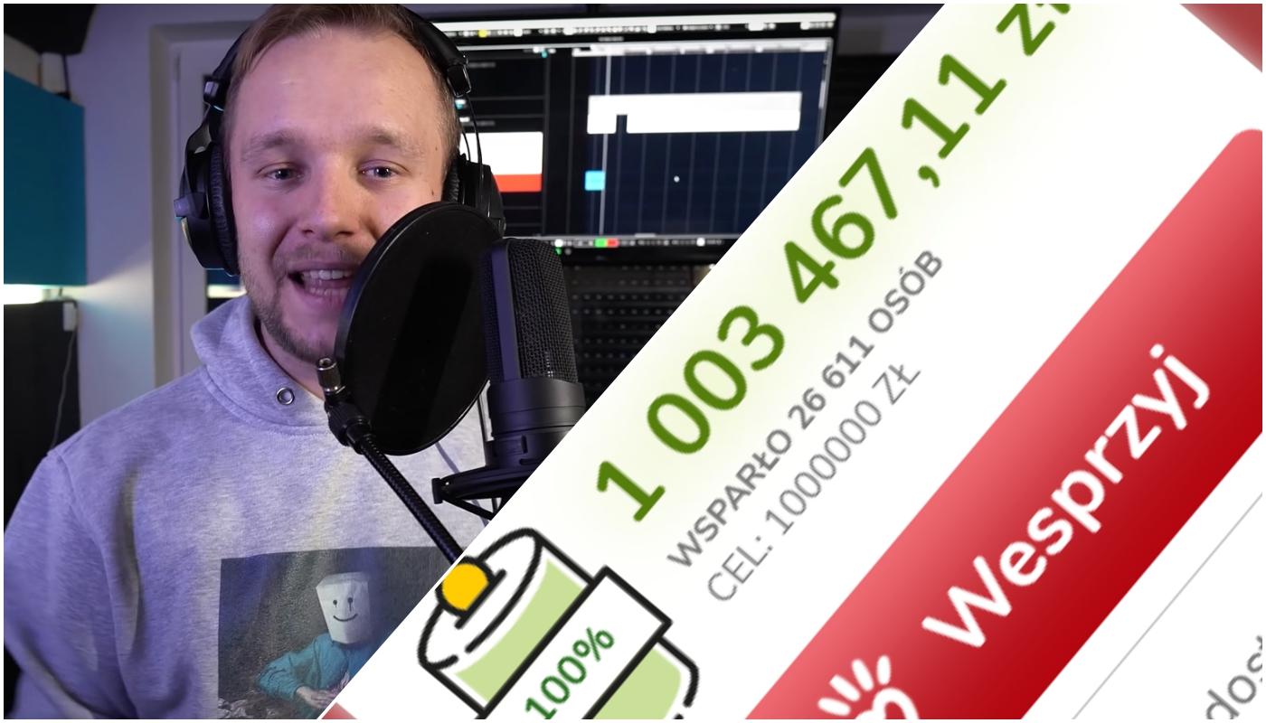 Polski Hip-Hop zebrał milion na walkę z koronawirusem!
