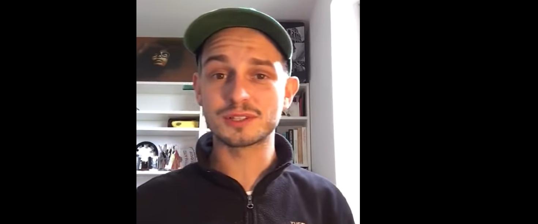 Vito Bambino odpowiada na wyzwanie Maty w #Hot16Challenge