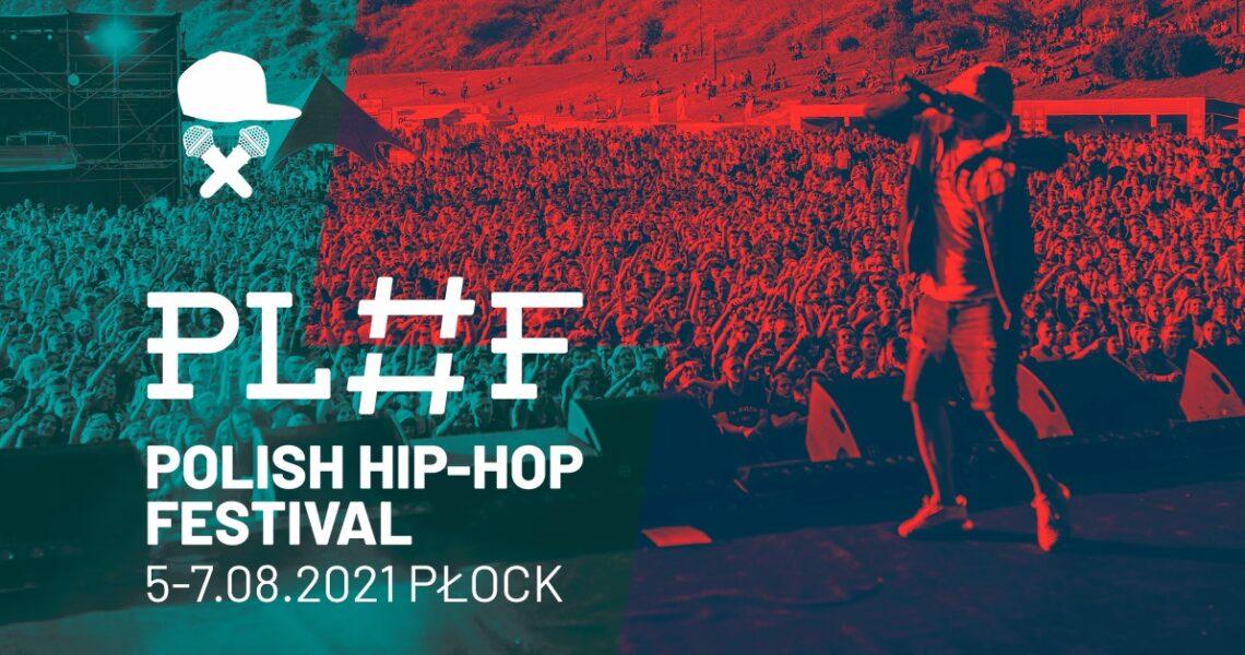 Nowa data Polish Hip-Hop Festival 2021! I kilka szczegółów!