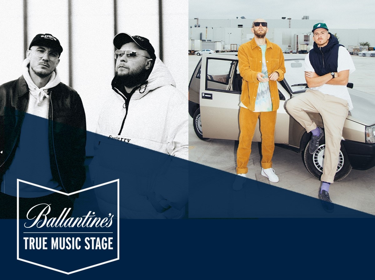 Ballantine's True Music Stage –premierowe koncerty na żywo!