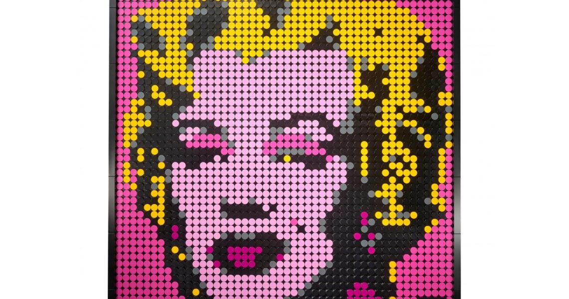 Lego ze specjalną serią dla dorosłych! Powitajcie Lego Art!