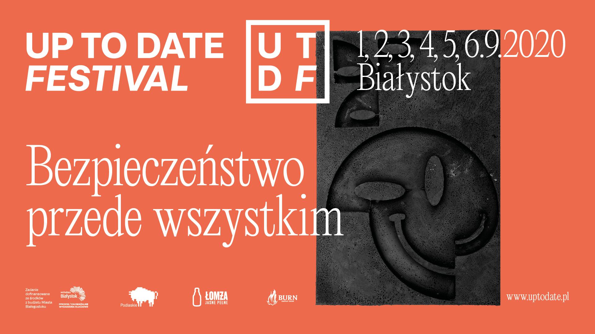 Co z Up To Date Festival 2020? Nowe wieści z Białegostoku!