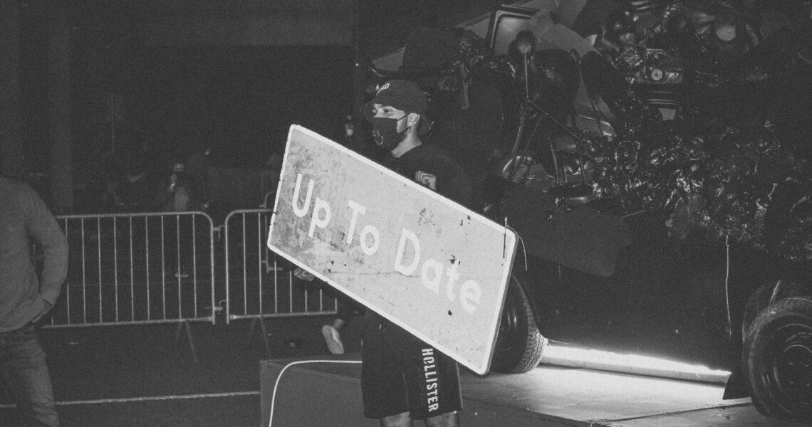 """Up To Date Festival 2020, czyli """"Miłość, Techno, Dezynfekcja""""!"""