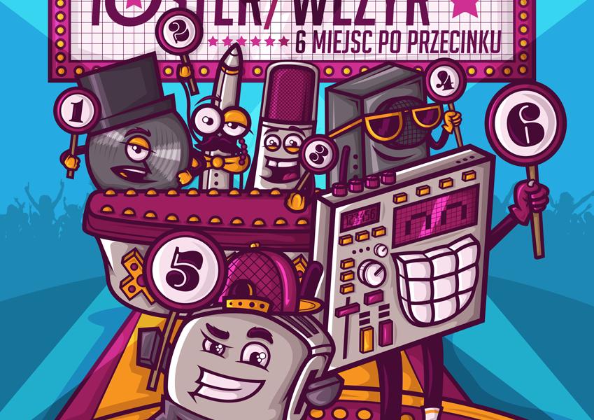 6 miejsc po przecinku    Żyt Toster/Wezyr z nowym krążkiem!