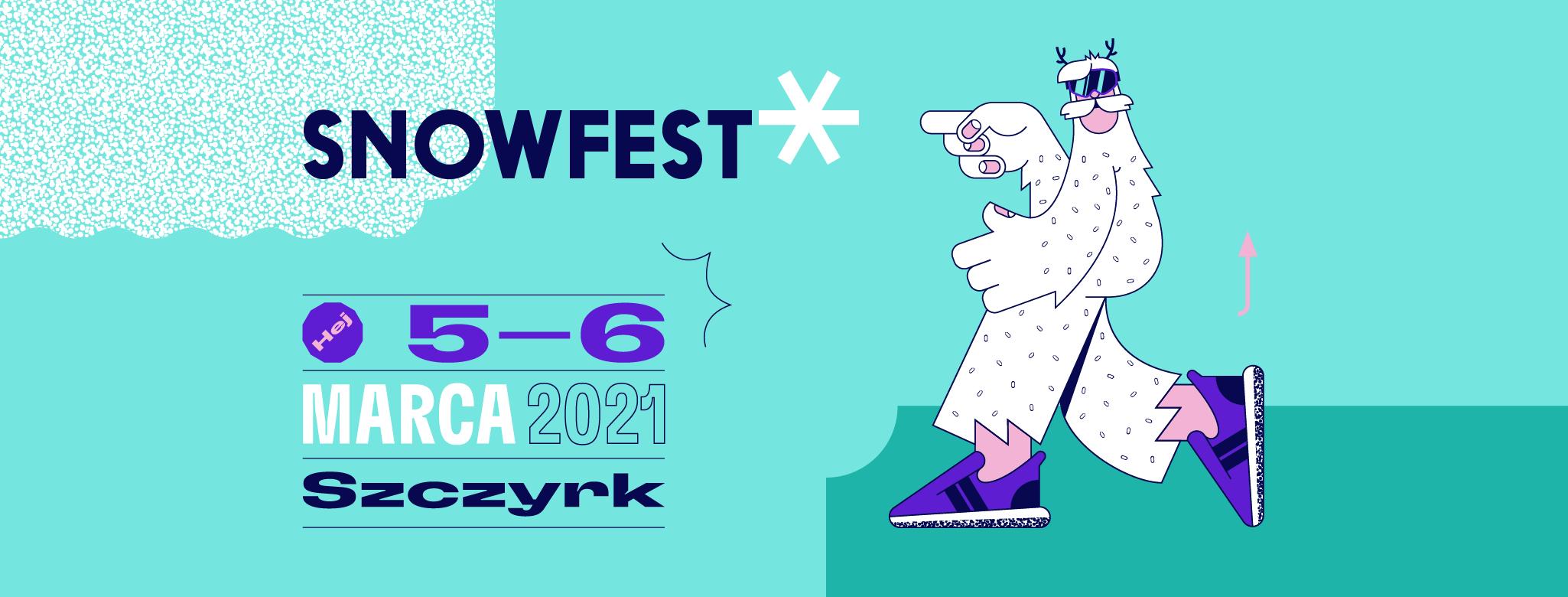 SnowFest 2021 | Pierwsi artyści wlecieli do line-up'u!