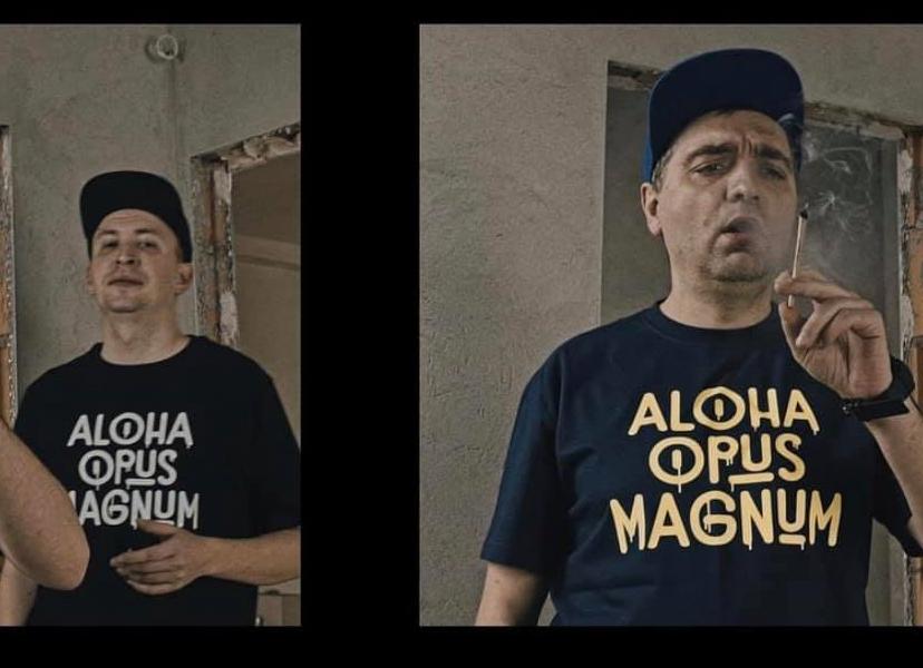 Aplikacja || Nowy klip promujący ALOHA OPUS MAGNUM !