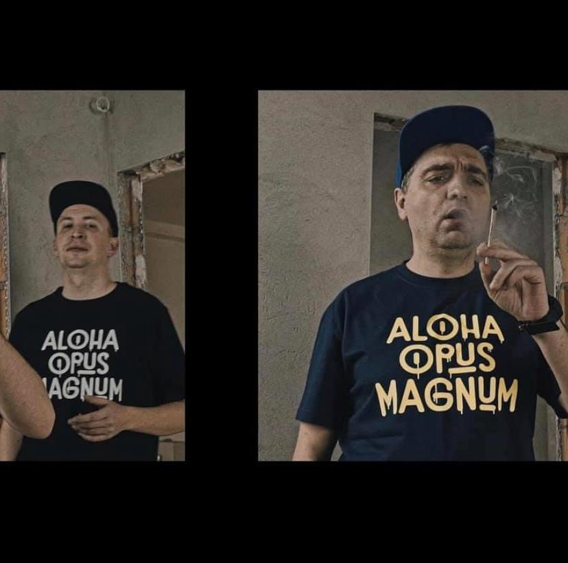 Aplikacja    Nowy klip promujący ALOHA OPUS MAGNUM !