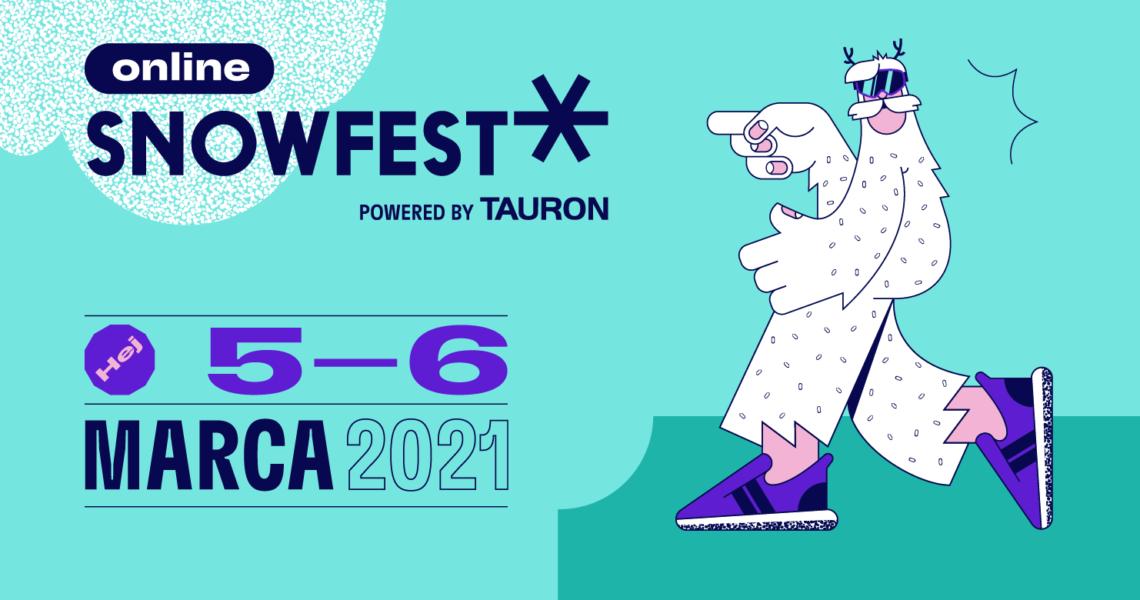 SnowFest 2021 odwołany, ale nie do końca! Czyli SnowFest na kanapie!