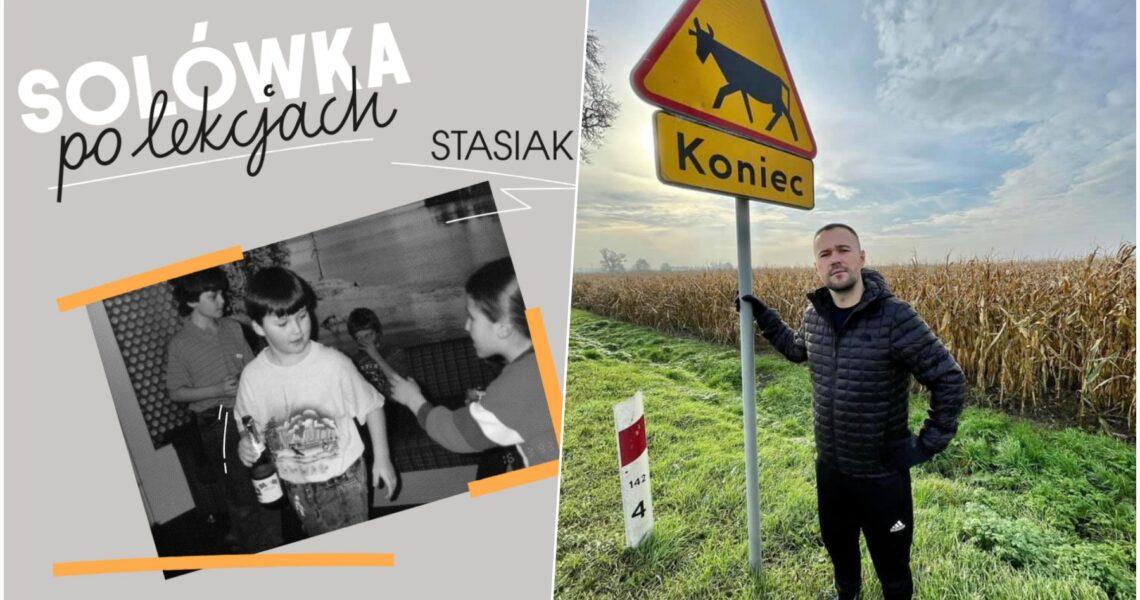 38 || Stasiak ma urodziny i zapowiada album na winylu! Pierwszy singiel!