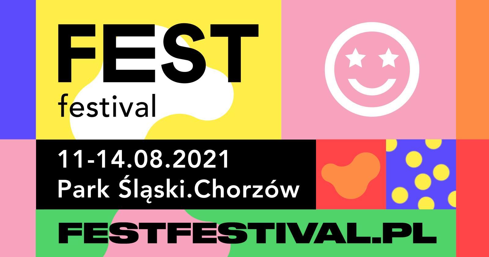 Fest Festival 2021 odbędzie się! Pierwsi artyści zostali ogłoszeni!
